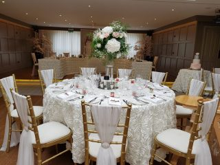 The First Class Wedding Company | Wedding equipment for hire