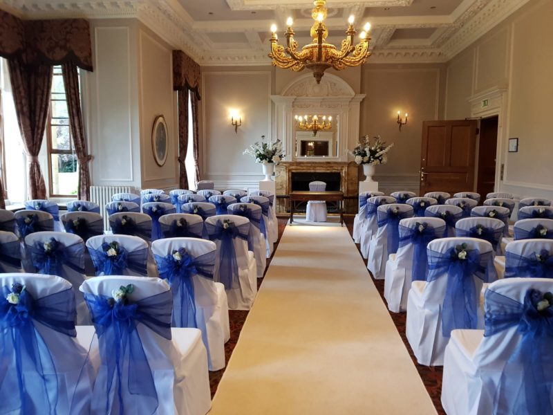 Crathorne Hall Ceremony